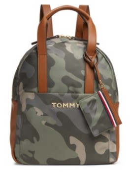 Tommy Hilfiger Daniella Camo Backpack