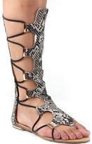 Luichiny Crown Me Gladiator Sandal (Women's)