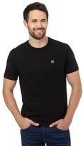 Voi Black Logo Applique T-shirt