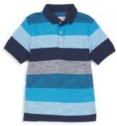 Sovereign Code Little Boy's Brecken Striped Polo