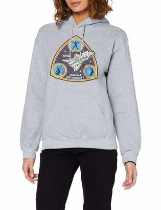 Brands In Limited Women's NASA Spacelab Life Sciences Sweatshirt