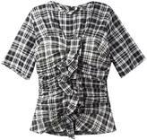 Etoile Isabel Marant checked blouse