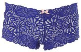 Charlotte Russe Plus Size Caged Lace Cheeky Panties
