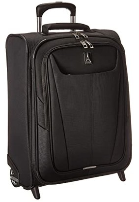 Travelpro Maxlite(r) 5 - International Expandable Carry-On Rollaboard (Black) Luggage