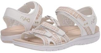 Ryka Savannah (White) Women's Shoes