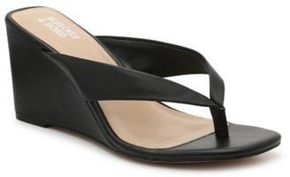 Bleecker & Bond Zetta Wedge Sandal