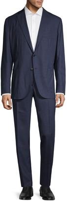 Boglioli Standard-Fit Wool Suit