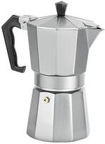 Avanti Espresso Maker 6 Cup Platinum