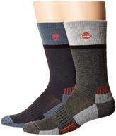 "Timberland 10"" Wool 2-Pack Socks"