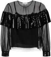Nk Cometa Milli sequin blouse