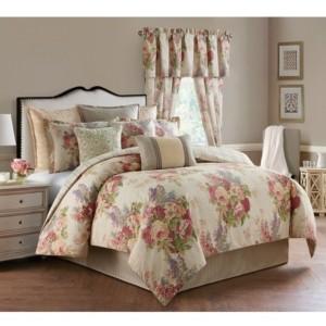 Rose Tree Juliette 4 Piece King Comforter Set Bedding