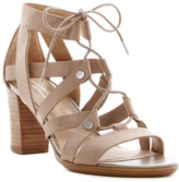 Naturalizer London Strappy Block Heel Sandal