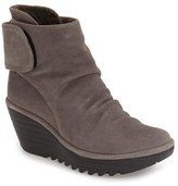 Fly London Women's 'Yegi' Slouchy Platform Wedge Bootie