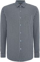 Peter Werth Men's Trade Gingham Slim Fit Long Sleeve Button Down Sh