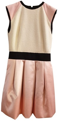Fausto Puglisi Pink Tweed Dress for Women
