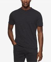 Calvin Klein Jeans Men's Acid Washed V-Neck T-Shirt