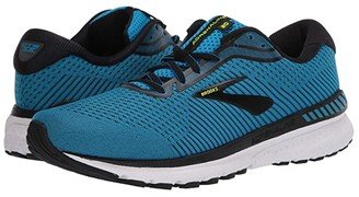 Brooks Adrenaline GTS 20 (Black/Ebony/Ketchup) Men's Running Shoes