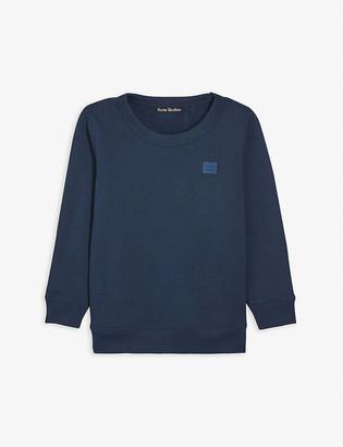 Acne Studios Fairview cotton sweatshirt 3-10 years