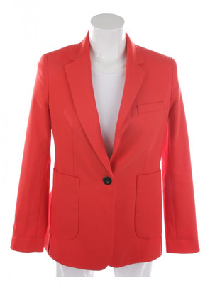 Anine Bing Red Cotton Jackets