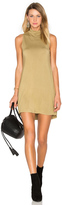 Michael Lauren Tripp Mini Dress
