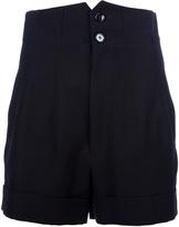Limi Feu high-waisted shorts
