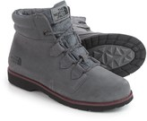 The North Face Ballard Roll Down Boots - Waterproof, Insulated, Suede (For Women)