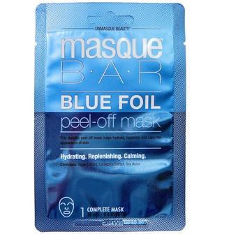 Masque Bar Blue Foil Peel Off Mask