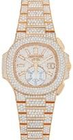 Patek Philippe Nautilus 40MM 18K Rose Gold 5980/1R-001 Watch