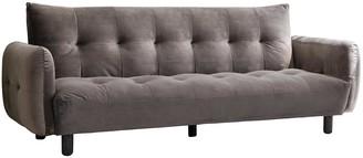Gda Cologne Sofa Bed Titanium Velvet