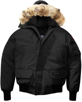 Canada Goose Chilliwack Fur Hood Down Bomber