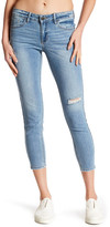 Just USA Cropped Skinny Jeans (Juniors)