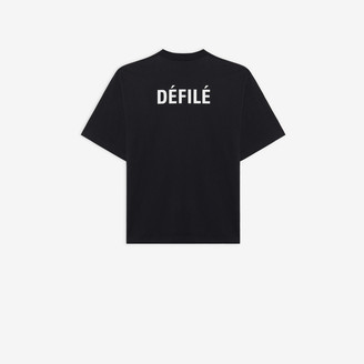Balenciaga Defile XL T-shirt