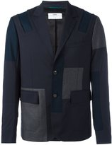 Oamc patchwork blazer