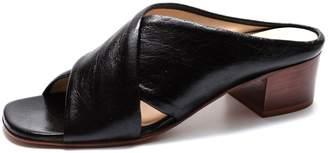 Celine Lou.Earl Sandals In Midnight