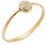 Ila Joey & Jeanette Diamond Ring