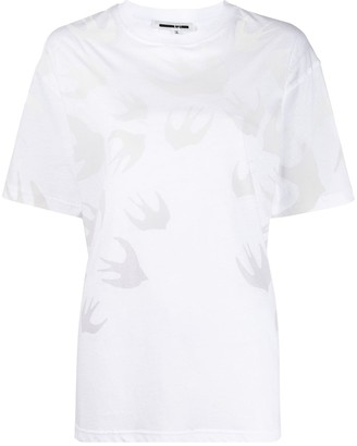 McQ oversized short-sleeve T-shirt