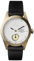 Triwa Women's Aska Leather Strap Watch, 32Mm