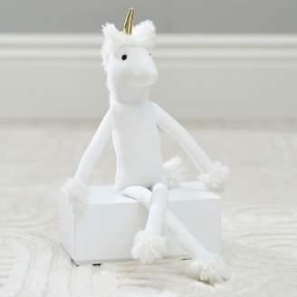 west elm Unicorn Plush Animal
