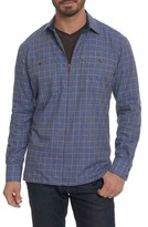 Robert Graham Men's Auburn Check Shirt Jacket