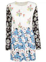 Au Jour Le Jour Printed Dress
