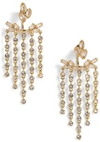 Jenny Packham Chandelier Ear Jackets