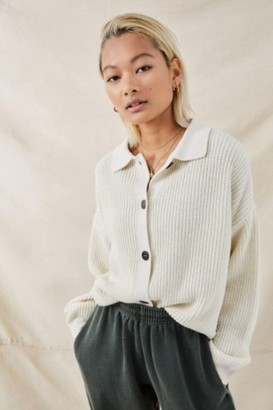 Urban Outfitters Henley Cardigan