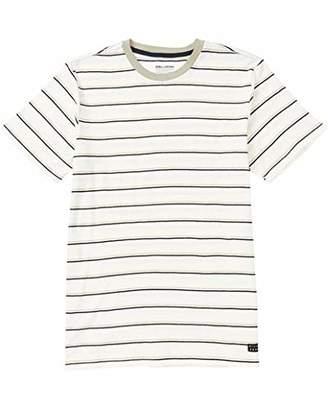 Billabong Men's Die Cut Stripe Short Sleeve Crew T-Shirt