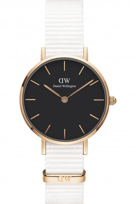 Daniel Wellington Petite 28 Dover RG Black Watch DW00100314