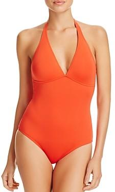 Vilebrequin Solid Water One Piece Swimsuit