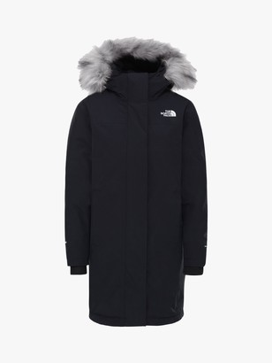 The North Face Arctic Women's Waterproof Parka Jacket, TNF Black