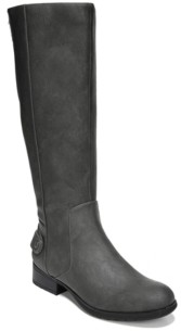 LifeStride X-Amy Wide Calf High Shaft Boots Women's Shoes