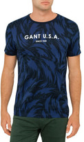 Gant All Over Feather T-Shirt