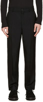Damir Doma Black Wool Pamis Trousers