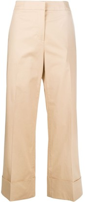 Boutique Moschino Wide-Leg Trousers